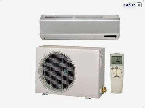 Funcionamiento del aire acondicionado minisplit inverter for Temperatura de salida de aire acondicionado split